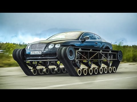Exclusive Vehicles Created