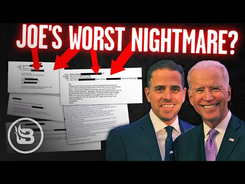 Hunter Biden's Email Scandal Just Got A LOT Bigger | The Glenn Beck Program