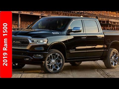 Best Family Truck >> 2019 Ram 1500 Best Family Pickup Truck