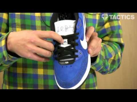 Nike SB P. Rod 3 Skate Shoes review