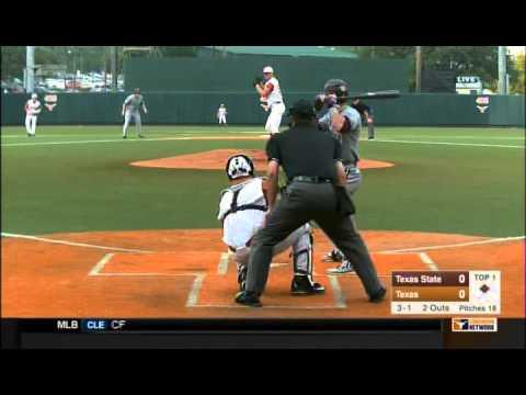 Baseball 2016 - Texas v Texas State