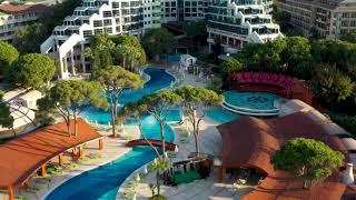 En iyi Belek Otelleri - Cornelia Deluxe Resort