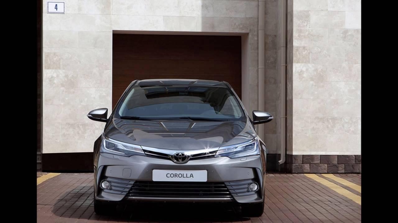 Android магнитола для Toyota Corolla - YouTube