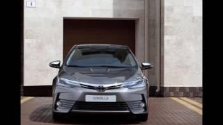 Тойота Королла 2018 👉 новый кузов, цены, комплектации ...
