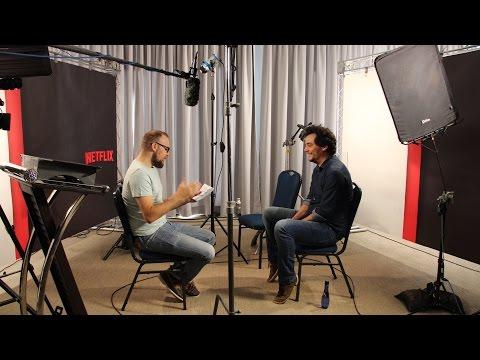 Interview exclusive de Wagner Moura pour la sortie de Narcos par Sébastien-Abdelhamid