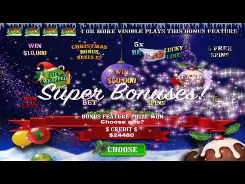 Snow Slots Merry Christmas (iOS/Android)