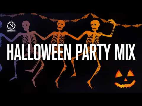 Halloween Party Mix (Holiday Playlist)