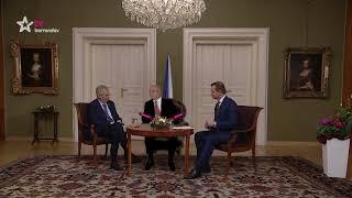 Duel Michala Horáčka s Milošem Zemanem