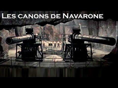 Les canons de Navarone 1961 (The Guns of Navarone) - Film réalisé par J. Lee Thompson