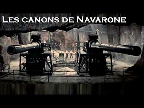 Les Canons De Navarone 1961 (The Guns Of Navarone) - Film Réalisé Par J. Lee Thompson