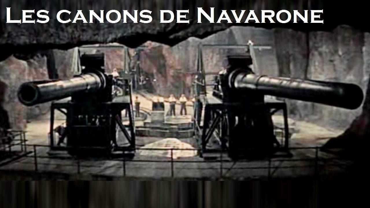 film les canons de navarone