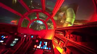 FULL POV Opening Day Smugglers Run At Galaxys Edge Star Wars Disneyland