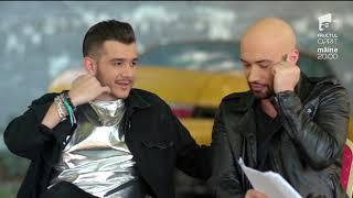 """Ținutele """"cool"""" ale lui Vlad Drăgulin! Mihai Bendeac îi analizează stilul vestimentar"""