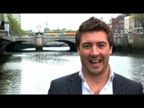 Junior Apprentice Ep2 - Ben Clarke's Video Blog (Dublin) HD