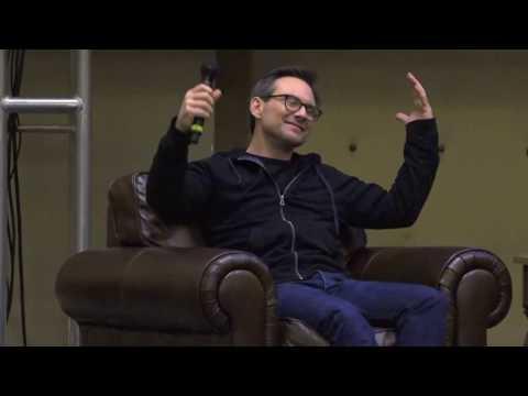 Christian Slater - Rhode Island Comic Con (2016)