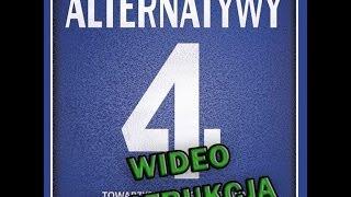 Game Troll TV - Alternatywy 4 - wideo instrukcja do gry planszowej.