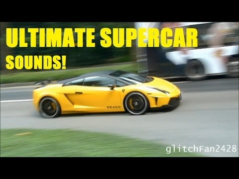 Best Supercar Sounds in Singapore
