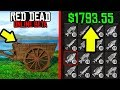 SECRET FAST MONEY MAKING METHOD in Red Dead Online! Red Dead Online Money Glitch or Exploits?