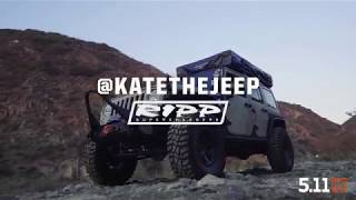 Introducing Kate The Jeep
