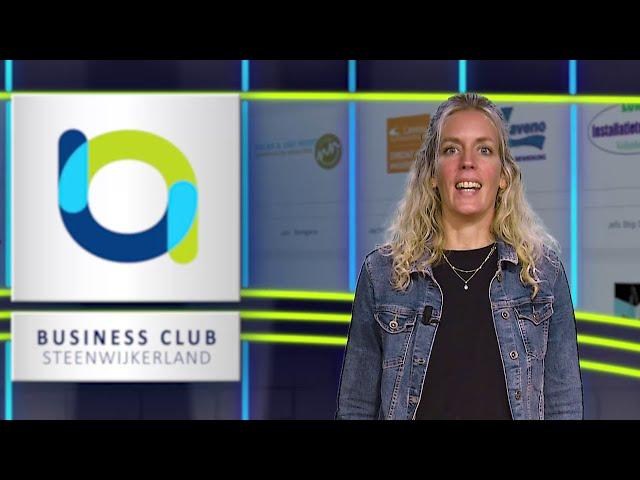 Business Club Steenwijkerland Journaal oktober - 2020