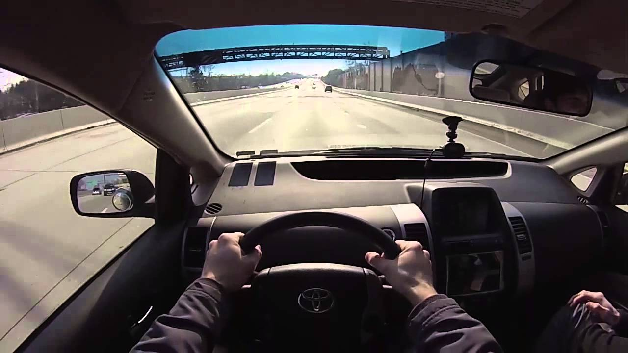 Prius pov drive