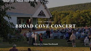 The Annual Broad Cove Scottish Concert