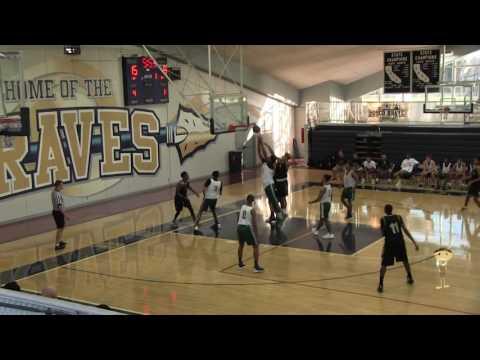 Bishop Montgomery vs Long Beach Poly - October 22, 2016