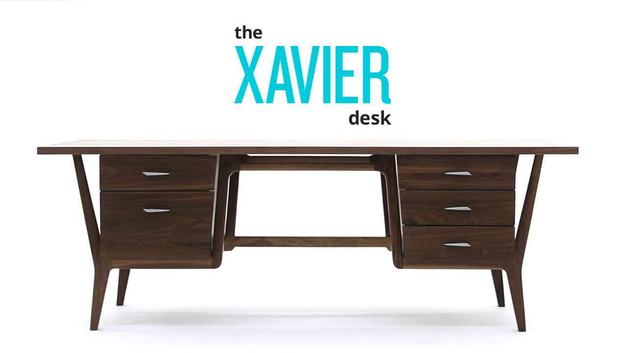 Joybird Desk Chair Personalized Kids Chairs Xavier By Furniture Youtube