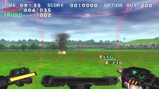 Gungriffon Blaze Game Sample - Playstation 2