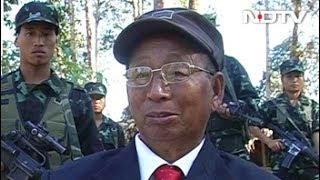 Most Wanted Naga Rebel Leader SS Khaplang Dies At 77