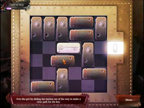 Alice In Wonderland (Chapter 9 Slider Puzzle Solution)
