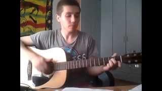 Ярмак - Украина (bad guitar cover)