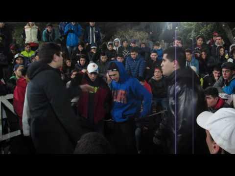 LEGA JOSE vs WOLF LUKITAS | 4tos (Edición NOCTURNA 2vs2 - 22/07) | Irlanda Freestyle