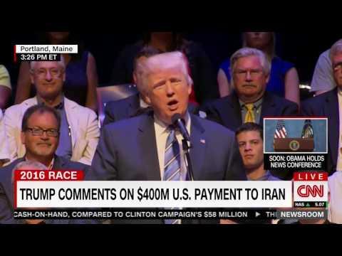 Trump On The $400 Million Video