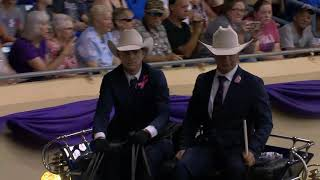 North American Six Horse Hitch Classic Series Finals 2019