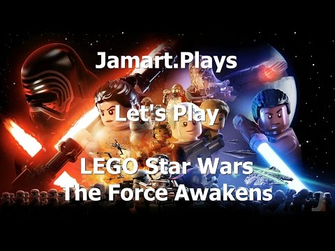 Let's Play - LEGO Star Wars The Force Awakens -  #0 Prologue - No Commentary