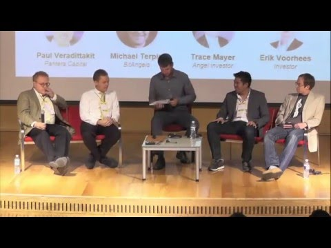 laBITconf 2015 - International Venture Trends Panel