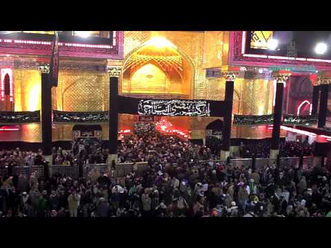 Arbaeen 2011 1432 Ziyarat - Karbala, Iraq & Syria in HD