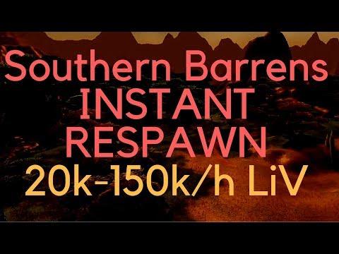 WoW Gold farm - INSTANT respawn farm Southern Barrens 20-150k/h LiV (transmog)