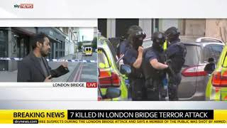 Rashad Ali discusses Britains anti-terrorism strategy after the London Bridge attack