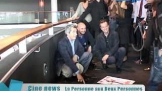 Interview Alain Chabat - la personne au 2 personnes