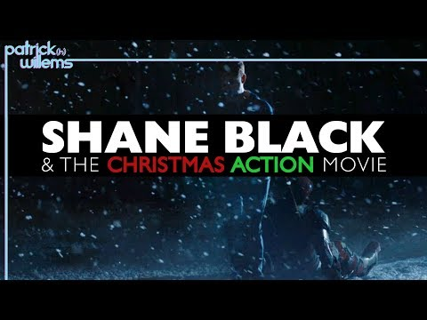 Shane Black & the Christmas Action Movie video essay
