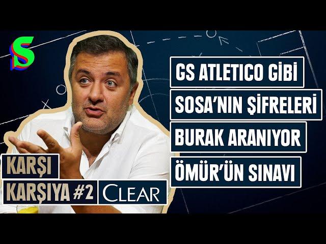 Fenerbahçe'de Sorun Ne?, Belhanda & Taylan, Forvetsiz Beşiktaş | Mehmet Demirkol'la Karşı Karşıya #2