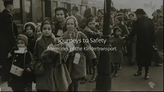 Journeys to Safety: Memories of the Kindertransport