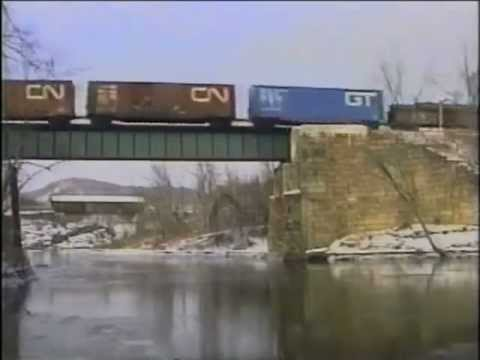 Central Vermont Railway Video Finale (Trailer)