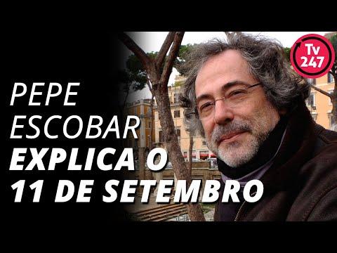 Pepe Escobar explica o 11 de setembro