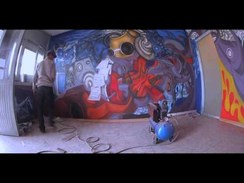Aouina Art Graffiti-Casablanca - Maroc 2013