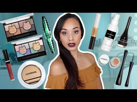 CoverGirl X Katy Perry Collection | First Impression | Review | Blush Diaries