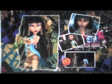Monster High: Ghouls Rule-Calling All The Monsters