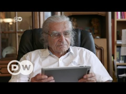 German Holocaust survivor gives view on the rise of AfD | DW English